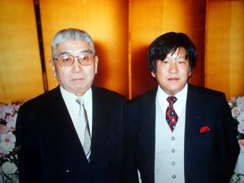 駒井清 代表取締役写真
